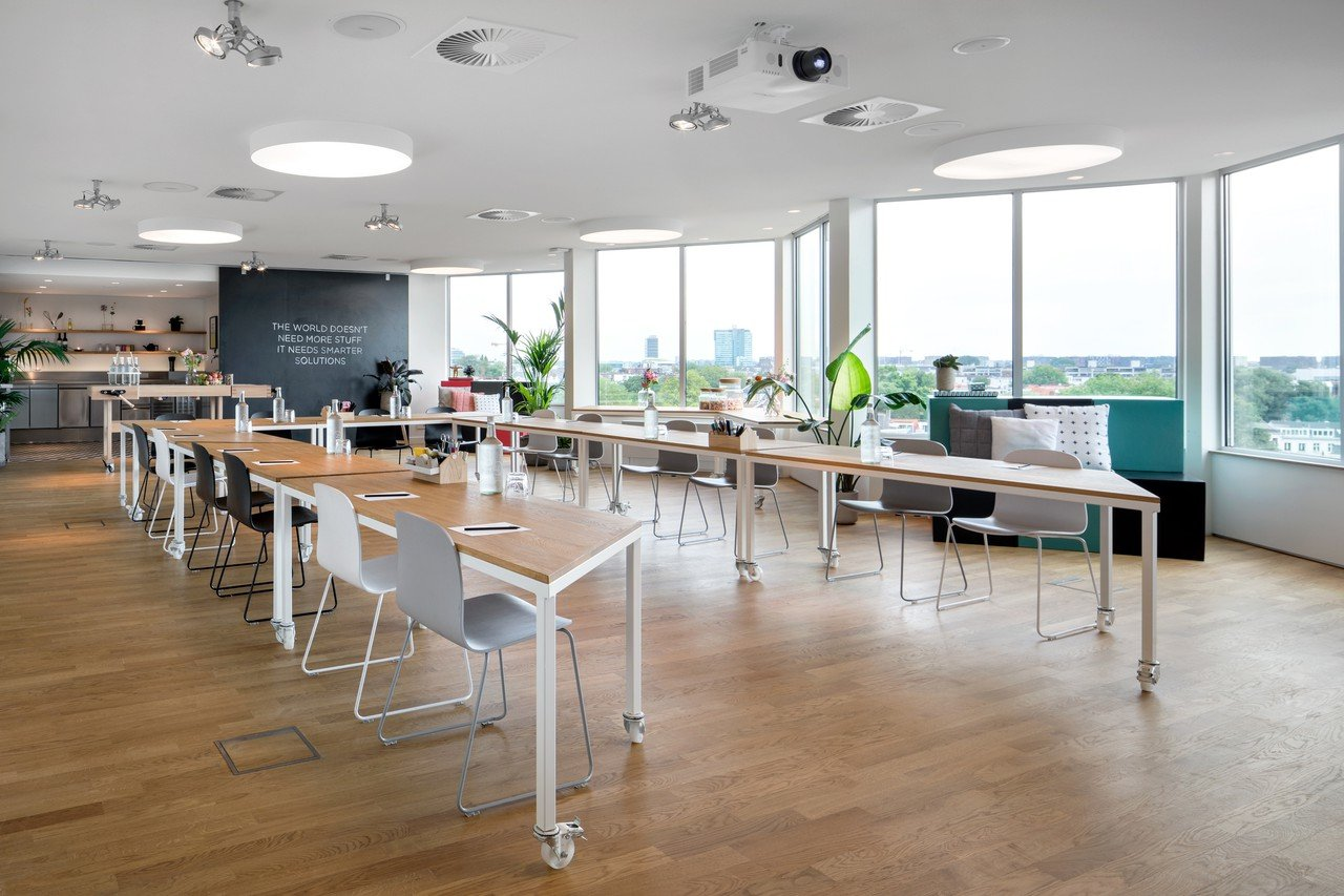 Amsterdam  Meeting room Zoku Amsterdam - Event Space East image 0