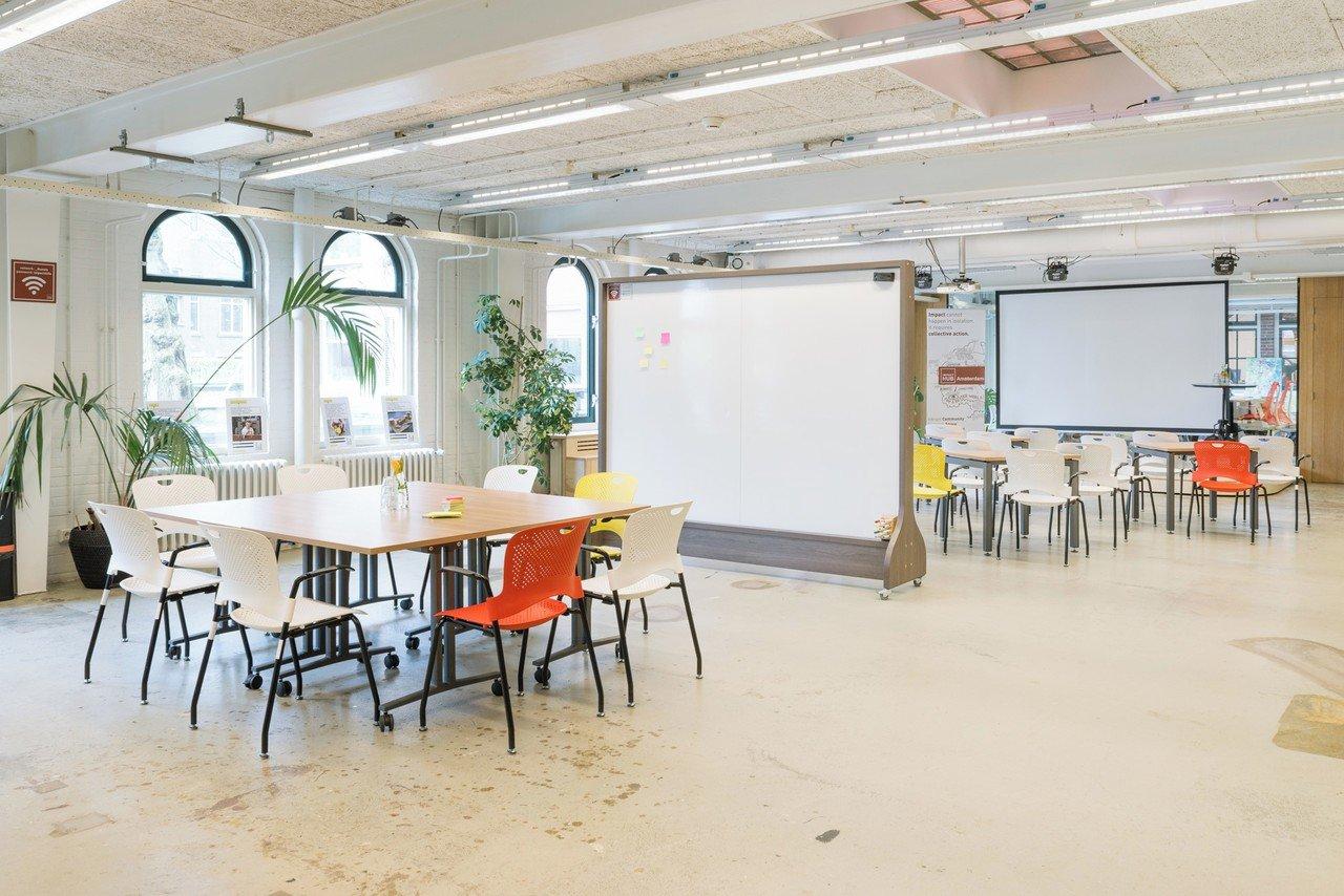Amsterdam workshop spaces Meeting room Forum image 2