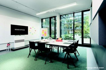 Stuttgart Tagungsräume Meeting room Design Offices Stuttgart Mitte - Meet and Move Room III image 1