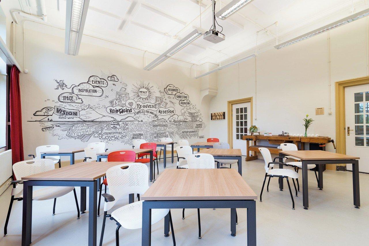 Amsterdam workshop spaces Coworking space Somoho image 4