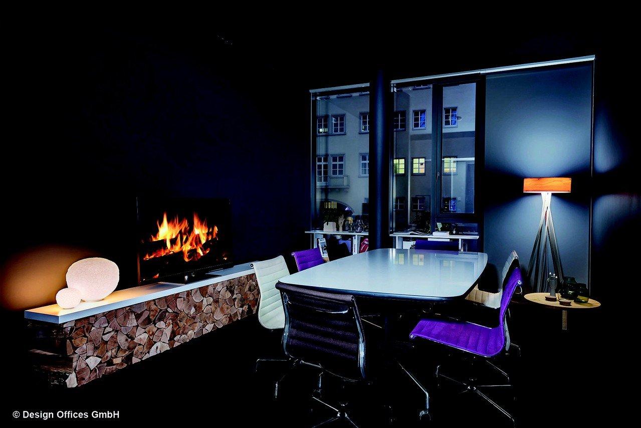 Stuttgart Tagungsräume Meeting room Design Offices Stuttgart Mitte - Fireside Room image 1