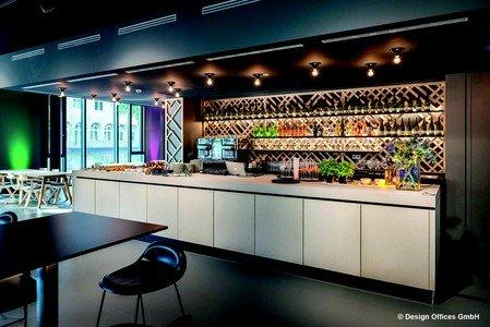 Stuttgart corporate event venues Salle de réunion Design Offices - Eatery image 0