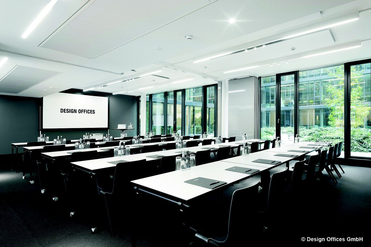 Stuttgart Schulungsräume Salle de réunion Design Offices Stuttgart Mitte - Training Room I image 0