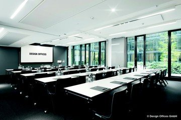 Stuttgart Schulungsräume Meetingraum Design Offices Stuttgart Mitte - Training Room I image 0