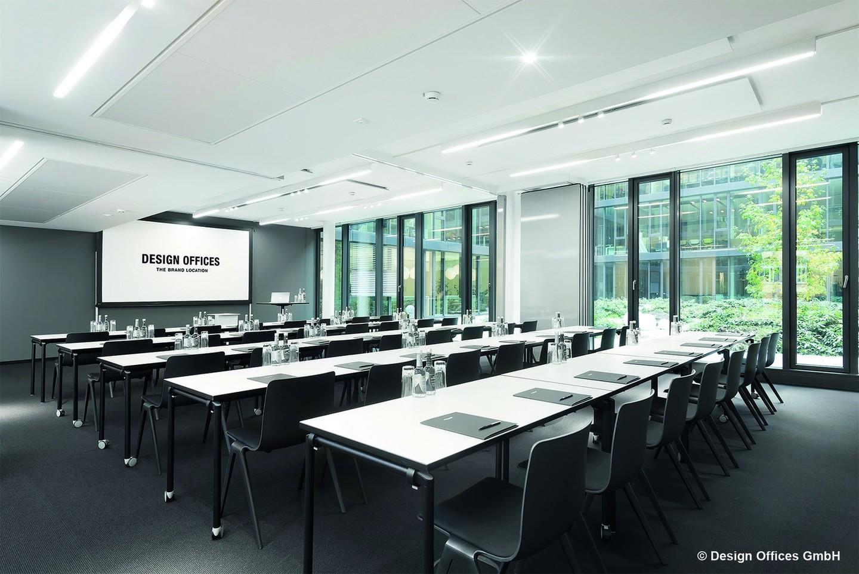 Stuttgart training rooms Meetingraum Design Offices - Eatery image 1
