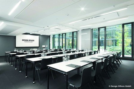 Stuttgart training rooms Meetingraum Design Offices - Training Room II image 0