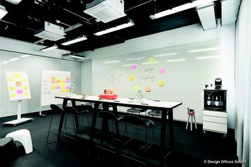 Stuttgart Schulungsräume Meetingraum Design Offices Stuttgart Tower - Meet and Move Room I + II image 0