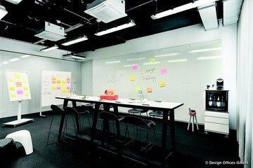 Stuttgart training rooms Meetingraum designofficestower-Meet&Move Raum image 0