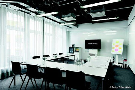 Stuttgart seminar rooms Meetingraum designofficestower-PR I image 0