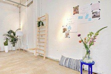 Amsterdam workshop spaces Salle de réunion MMousse - a downtown canal house image 5