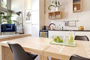 Amsterdam workshop spaces Salle de réunion MMousse - a downtown canal house image 14