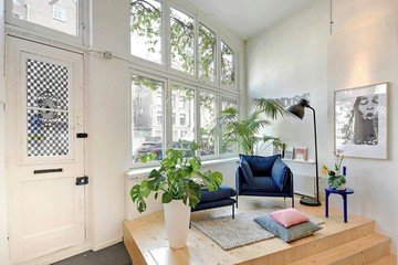 Amsterdam workshop spaces Meetingraum MMousse - a downtown canal house image 6