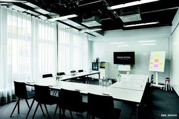 Stuttgart corporate event venues Meetingraum designofficestower-PR IV+V image 0