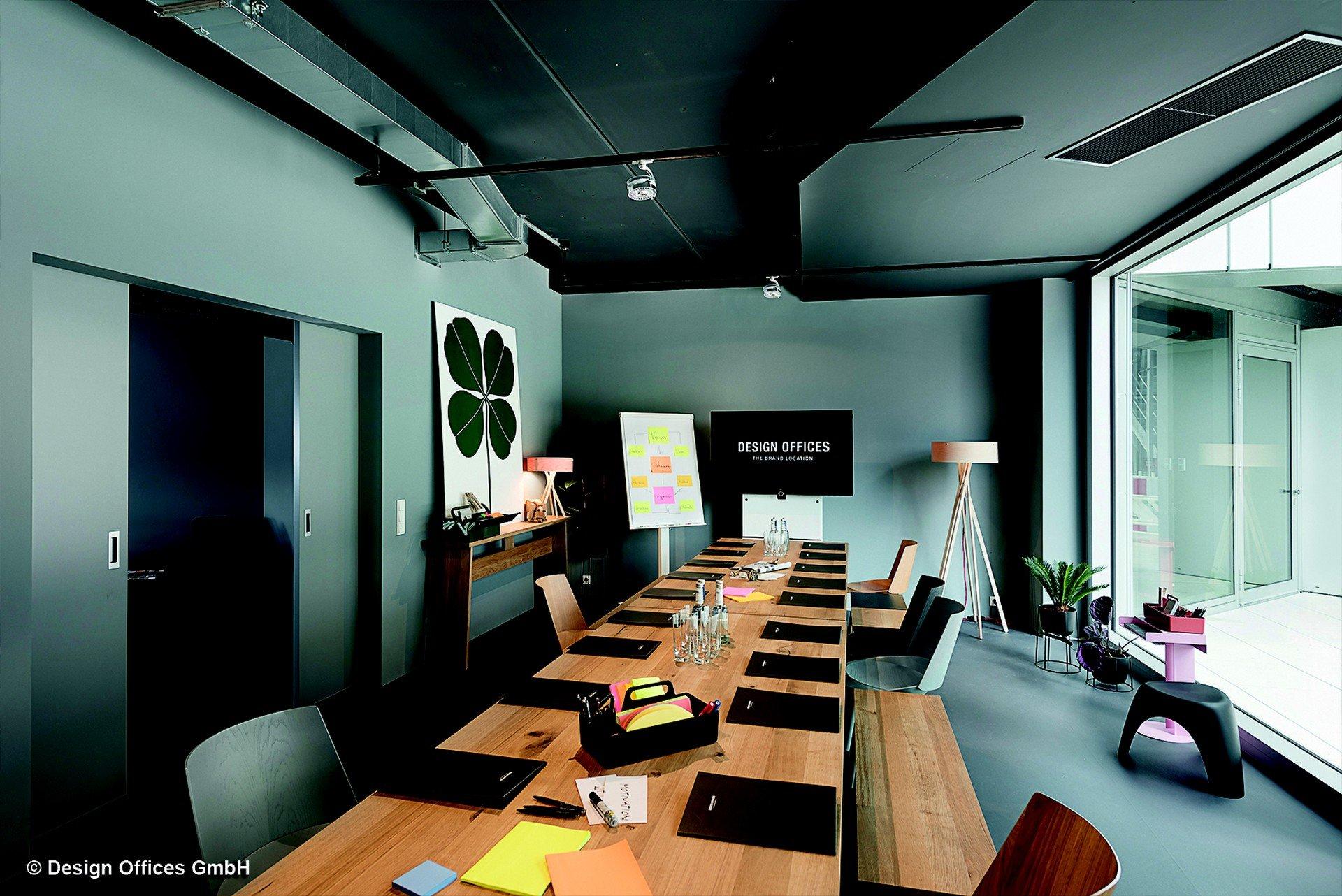 Stuttgart Besprechungsräume Meetingraum designofficestower-PR DO Eatery image 0