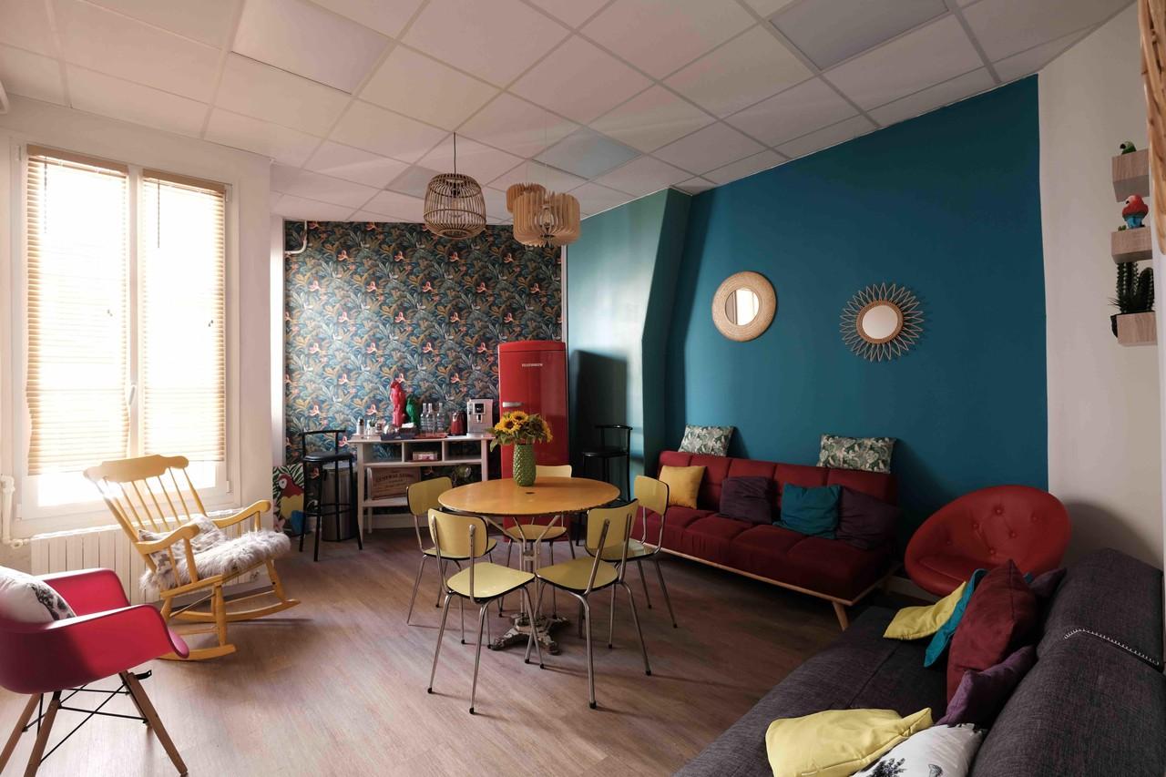Paris Salles de formation  Loft  image 0