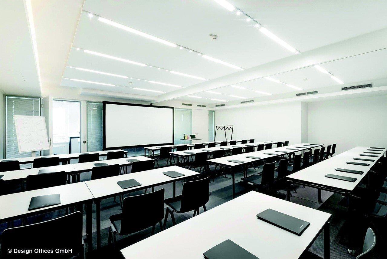 Berlin Seminarräume Salle de réunion Design Offices Am Zirkus - TR II image 0