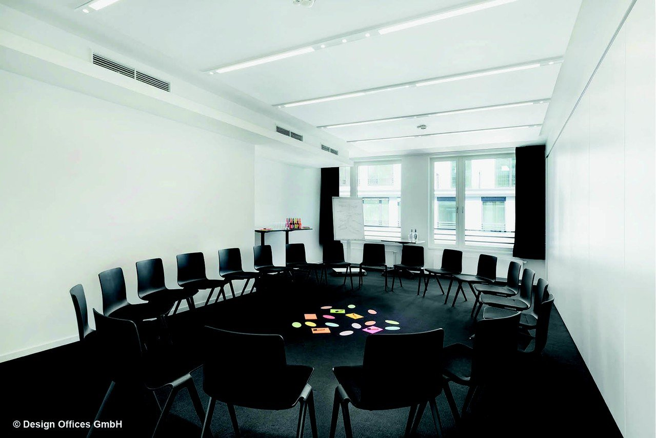 Berlin Seminarräume Meeting room Design Offices Am Zirkus - PR I image 0
