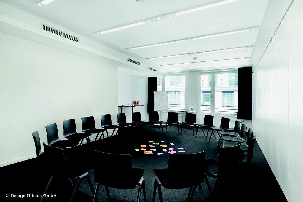 design offices am zirkus pr ii ca berlin spacebase. Black Bedroom Furniture Sets. Home Design Ideas