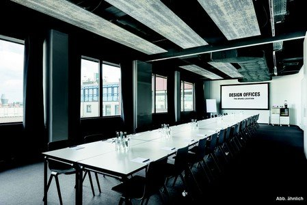 Berlin corporate event venues Meetingraum Design Offices Unter den Linden - TR II+III image 0