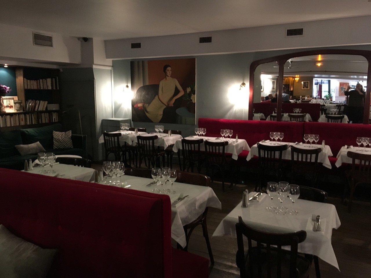 Paris corporate event venues Restaurant Hôtel du Nord image 0