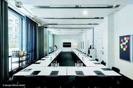 Berlin Eventräume Salle de réunion Design Offices Arnulfpark - TR II image 0