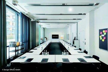 München Schulungsräume Meetingraum Design Offices München Arnulfpark - Training Room IIIb image 0