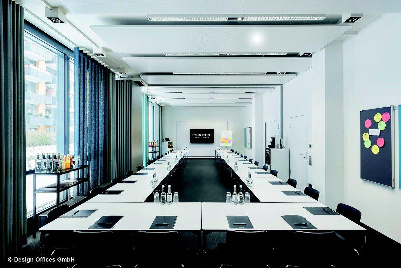 Berlin Eventräume Meeting room Design Offices Arnulfpark - TR III image 0