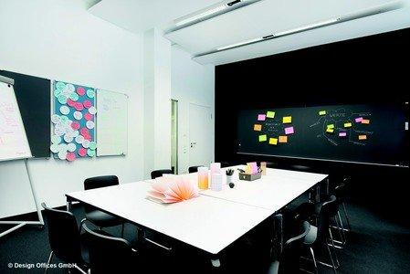 Berlin Schulungsräume Salle de réunion Design Offices Arnulfpark - PR II image 0