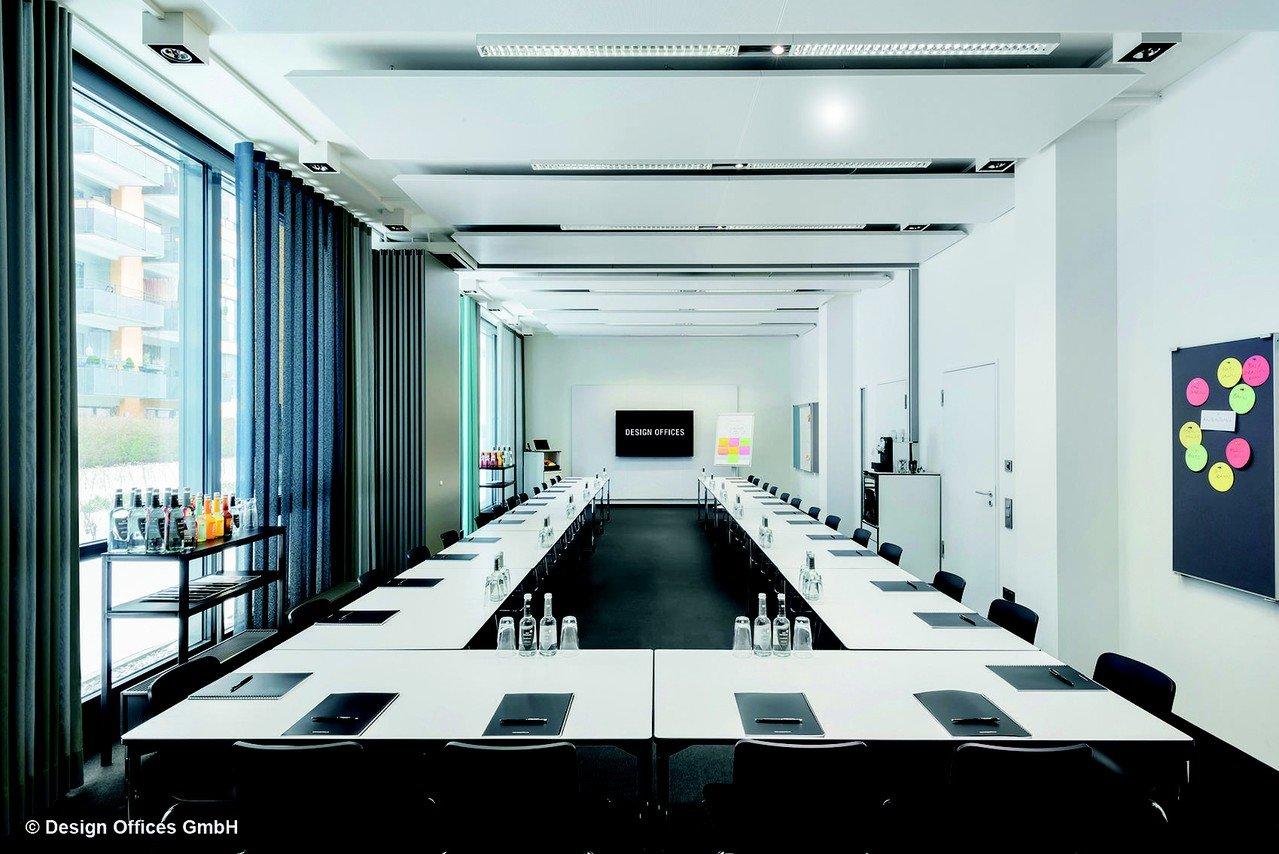 München Schulungsräume Meetingraum Design Offices München Arnulfpark - Training Room II image 0
