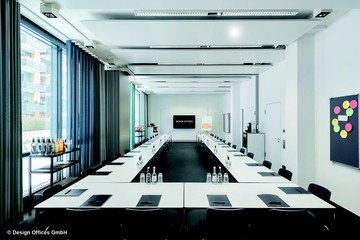 Munich Schulungsräume Salle de réunion Design Offices München Arnulfpark - Training Room II image 0