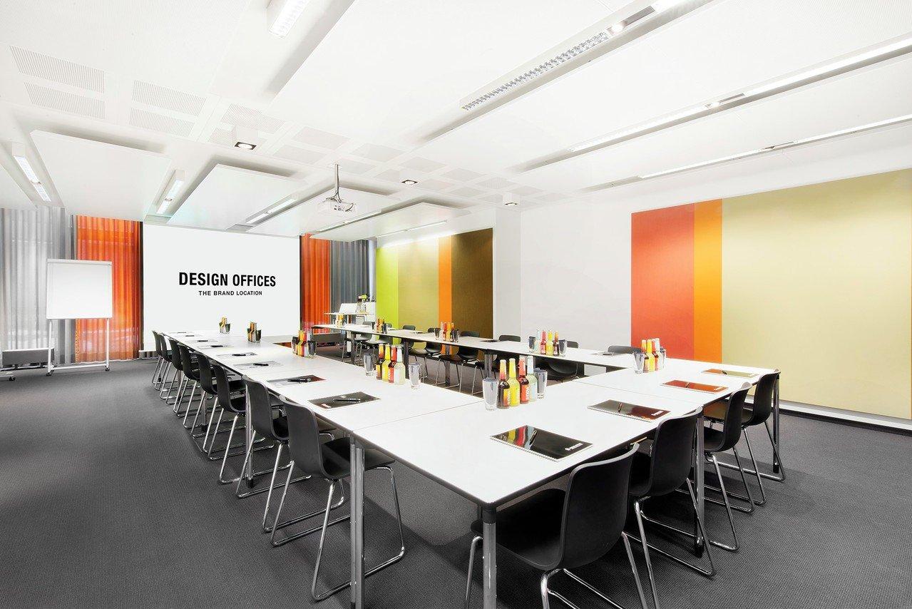 Munich Schulungsräume Meeting room Design Offices Arnulfpark - PR V image 0