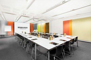 München Schulungsräume Meetingraum Design Offices Arnulfpark - PR V image 0