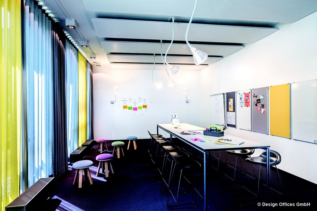 Berlin Schulungsräume Meeting room Design Offices Arnulfpark - Meet&Move image 0