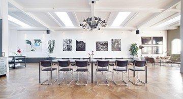 Amsterdam seminar rooms Meeting room The Playing Circle - Cristofori Hall image 0