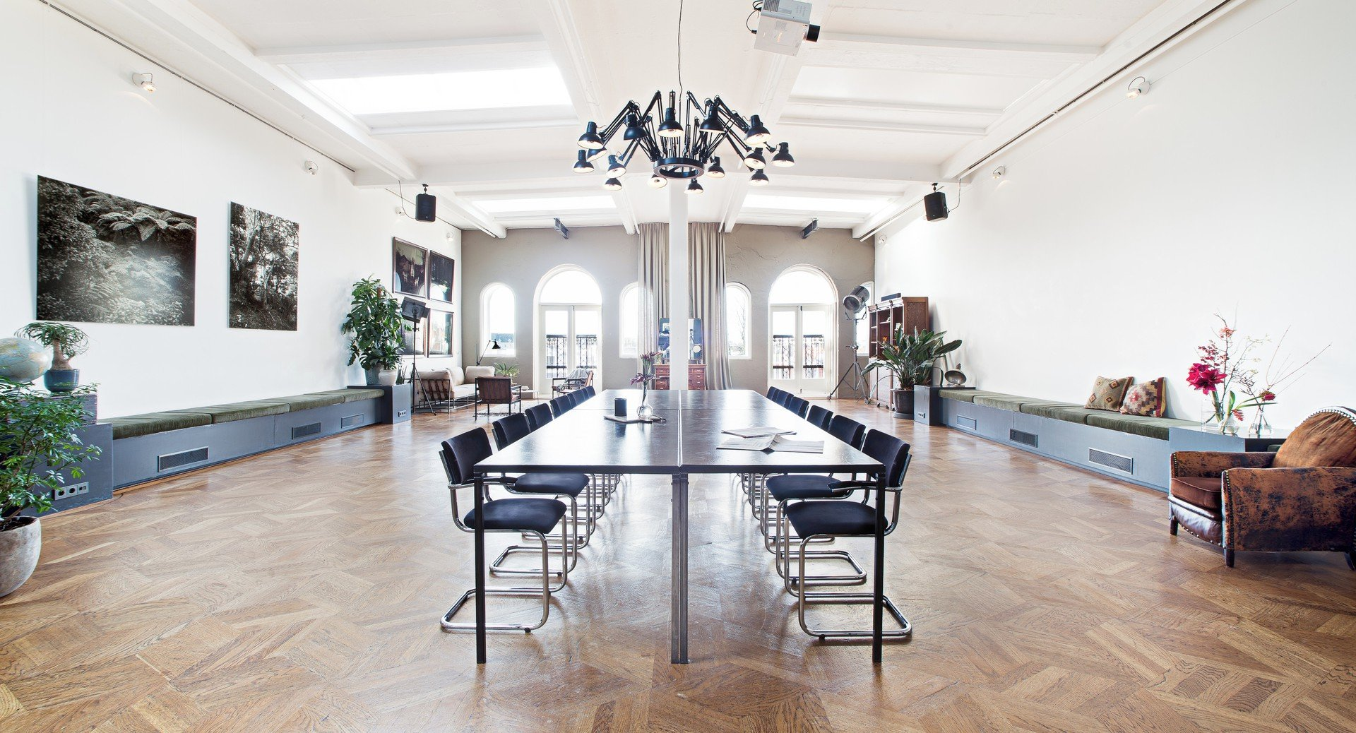 Amsterdam seminar rooms Meeting room The Playing Circle - Cristofori Hall image 3