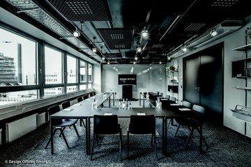 Francfort conference rooms Salle de réunion Design Offices Frankfurt Eschborn - Project Room II image 0