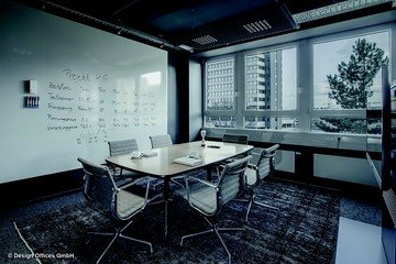 Frankfurt conference rooms Meeting room Design Offices Frankfurt Eschborn - Fireside Room image 2