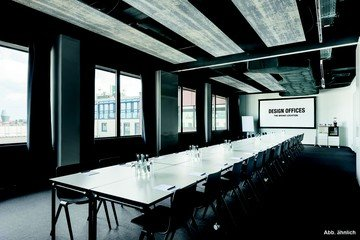 Hamburg training rooms Meetingraum Design Offices Hamburg - Training Room 1 & 2 image 0