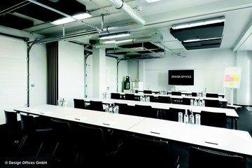 Hamburg Schulungsräume Meetingraum Design Offices Hamburg Domplatz - Training Room V + VI image 0