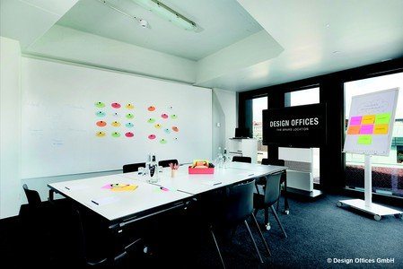 Hamburg conference rooms Meetingraum Design Offices FFM - Project Room 1 image 0