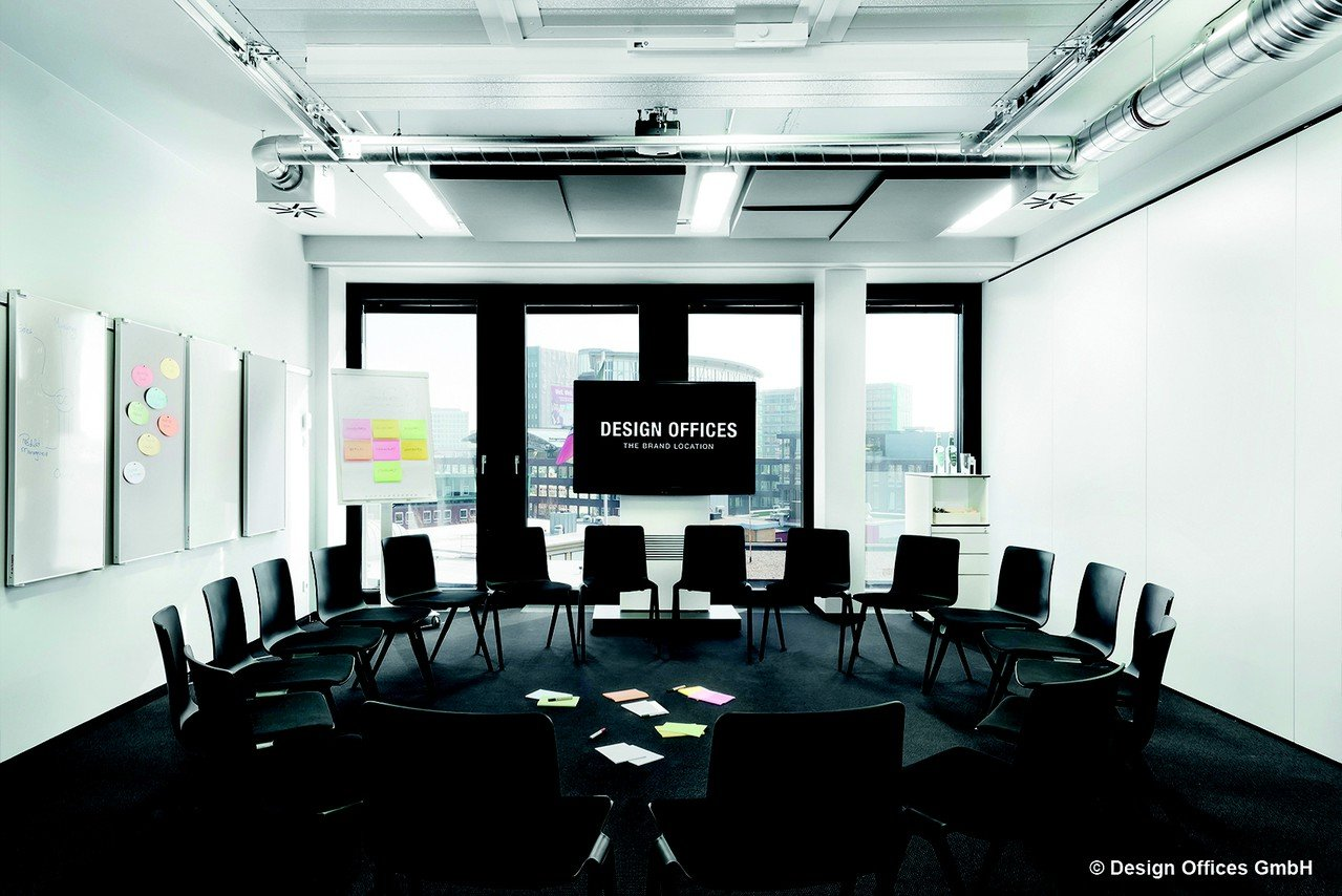 Hamburg conference rooms Meetingraum Design Offices FFM - Project Room 2 image 0