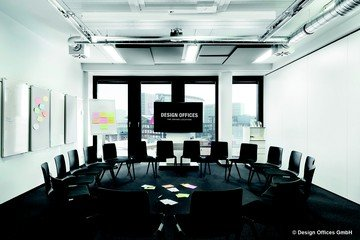 Hamburg conference rooms Salle de réunion Design Offices Hamburg Domplatz - Project Room 3 image 0