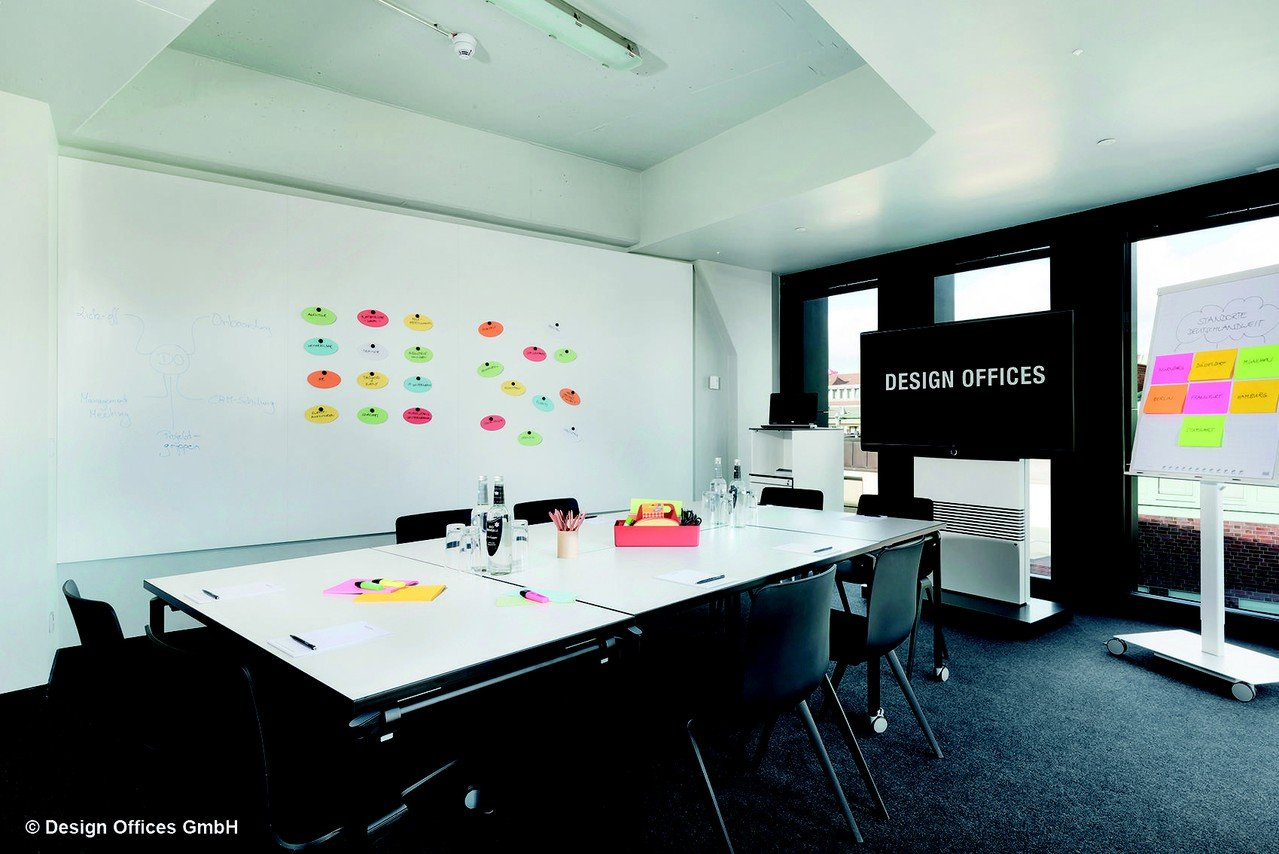 Hamburg Konferenzräume Meetingraum Design Offices Hamburg Domplatz - Training Room III image 0