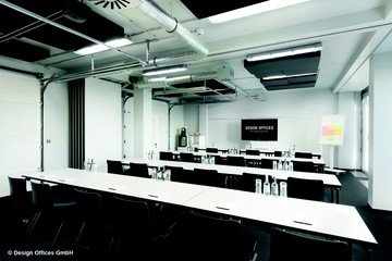 Hamburg conference rooms Meetingraum Design Offices Hamburg - Project Room 3 & 4 image 0