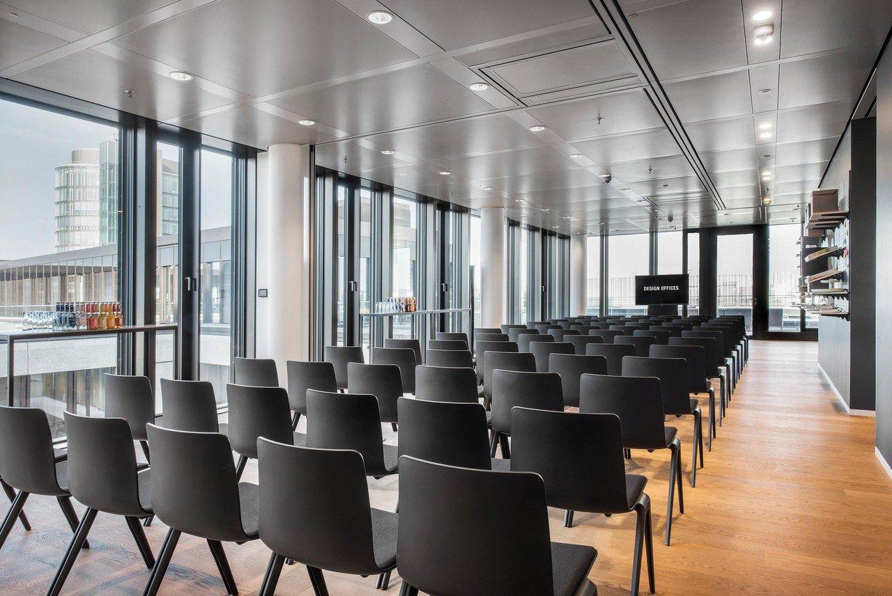 Munich Schulungsräume Salle de réunion Design Offices Nove - TR VII image 0