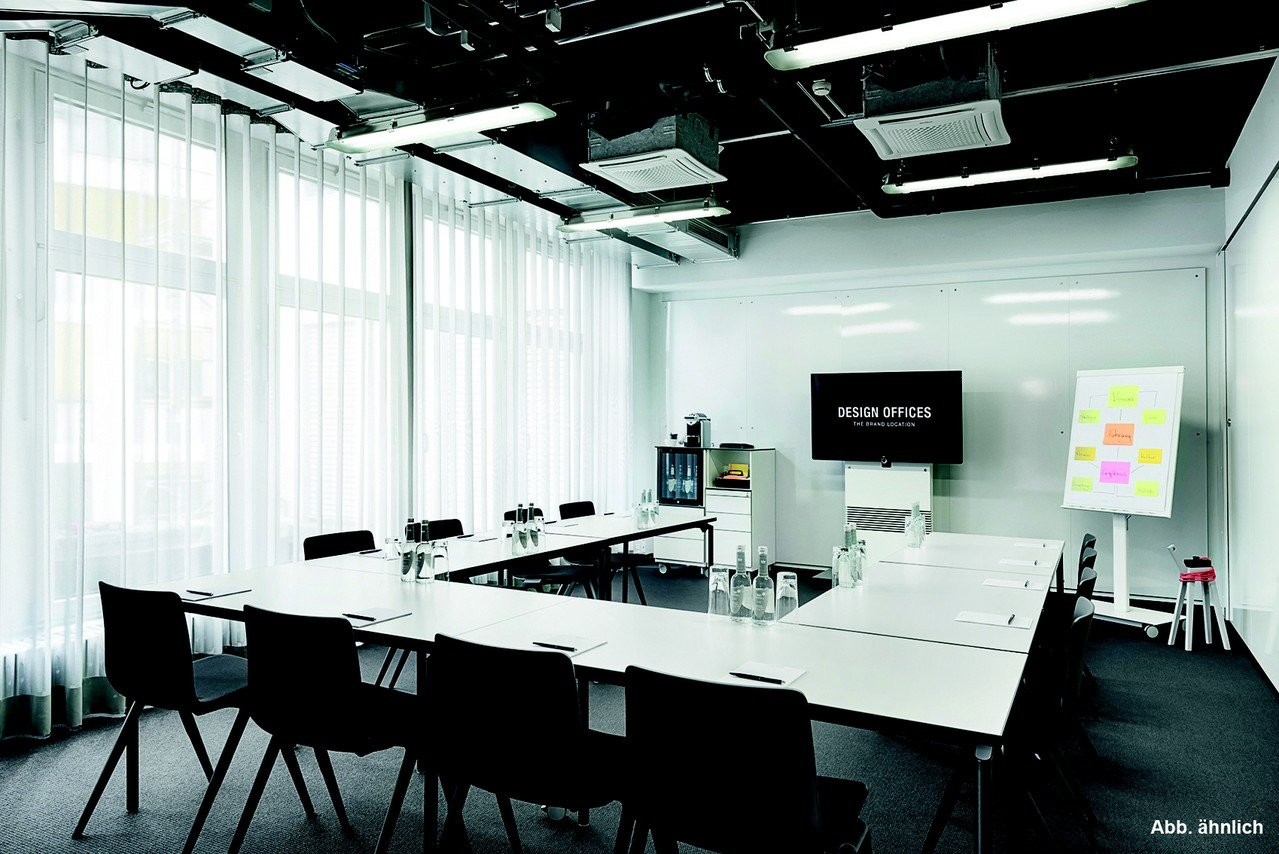 Hamburg Besprechungsräume Salle de réunion Design Offices Hamburg Domplatz - Project Room 5 image 1