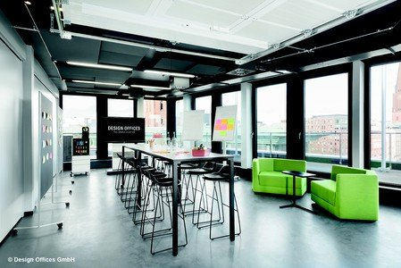Hamburg conference rooms Meetingraum Design Offices FFM - Project Room 6 image 0