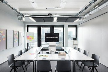Hamburg Konferenzräume Meetingraum Design Offices Hamburg - Meet & Move Room 1 image 1