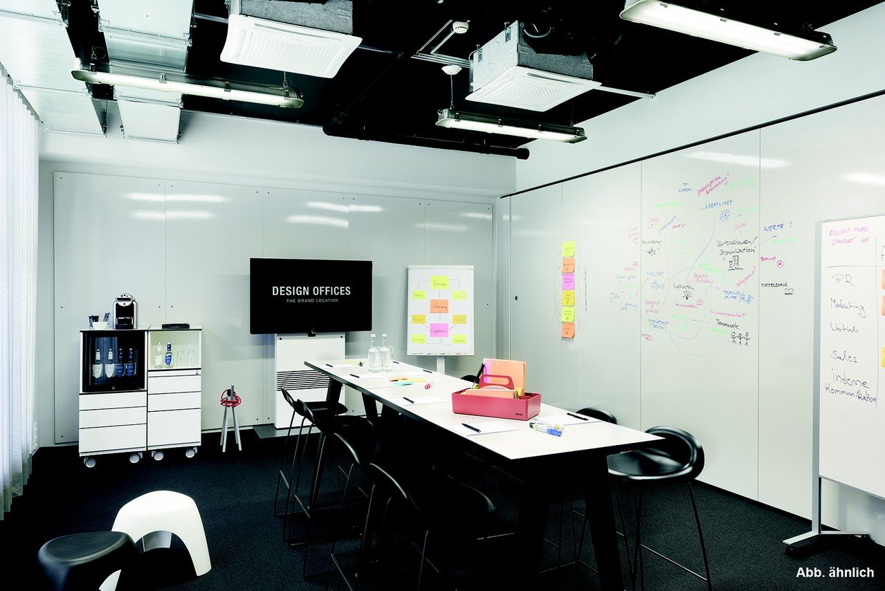 Hamburg workshop spaces Meetingraum Design Offices Hamburg - Meet & Move Room 2 image 1
