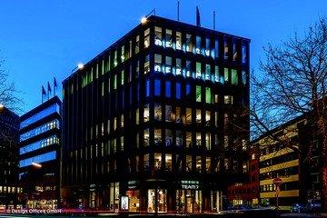 Hamburg workshop spaces Meetingraum Design Offices Hamburg - Meet & Move Room 2 image 0
